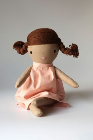 Light Pink Bonnie Dolls